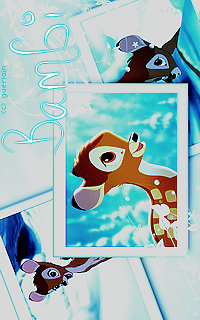 Créations diverses - Page 7 922266bambi2