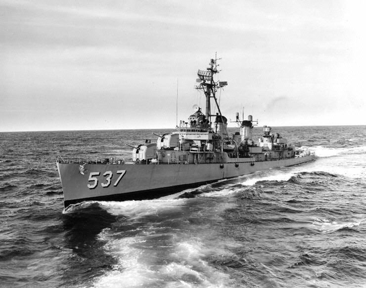 USS the Sullivan DD 537 au 1/700 trumpeter 931528USSTheSullivans