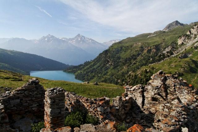 Paysages de montagne en Vanoise (entre 2000 et 3500 m) 934458Col_d__Aussois_002__640x480_
