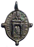 Médaille du pape Clément VIII (1536-1605) 937649clem82b