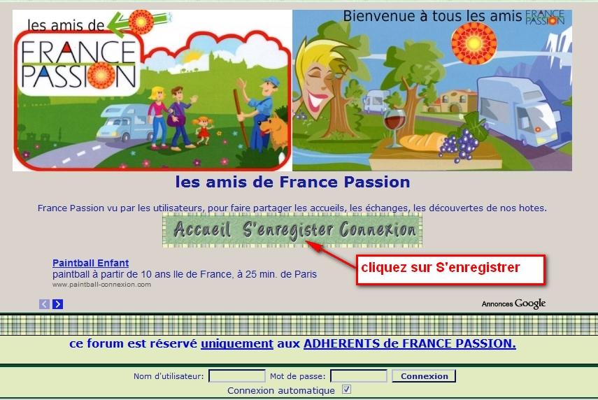 comment s'inscrire sur le forum des Amis de France Passion 944387imag1