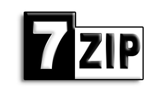 logo du logiciel de compression de fichier 7zip