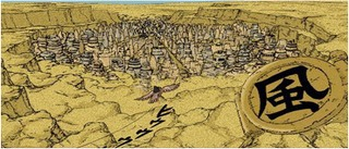 Village Hidden in the Sand - Sunagakure no Sato