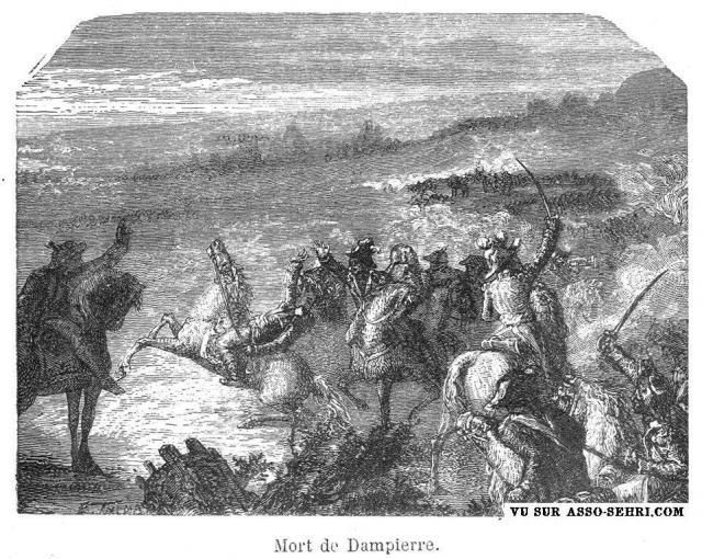 les campagnes de 1793 949581Mort_de_Dampierre