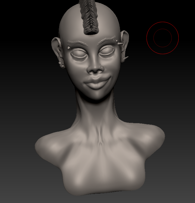 3D with Zbrush. 959936punkette