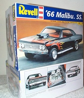 que faire quand on s'ennuie chez soi 9642451966ChevroletMalibuSSStMachineModelKit
