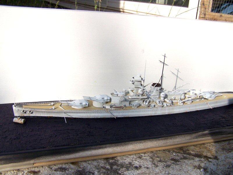 Dkm Scharnhorst 1938/39 airfix 1/600 - Page 4 975837Dkm_Scharnhorst_083