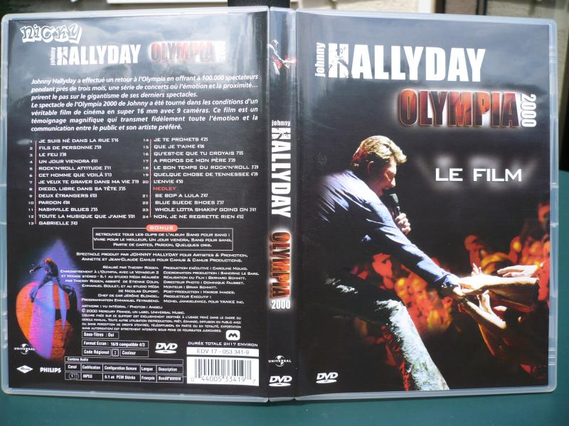 2 ou 3 choses que j'ai de lui ...  par Nicky - Page 5 980038olympia2000_pochette