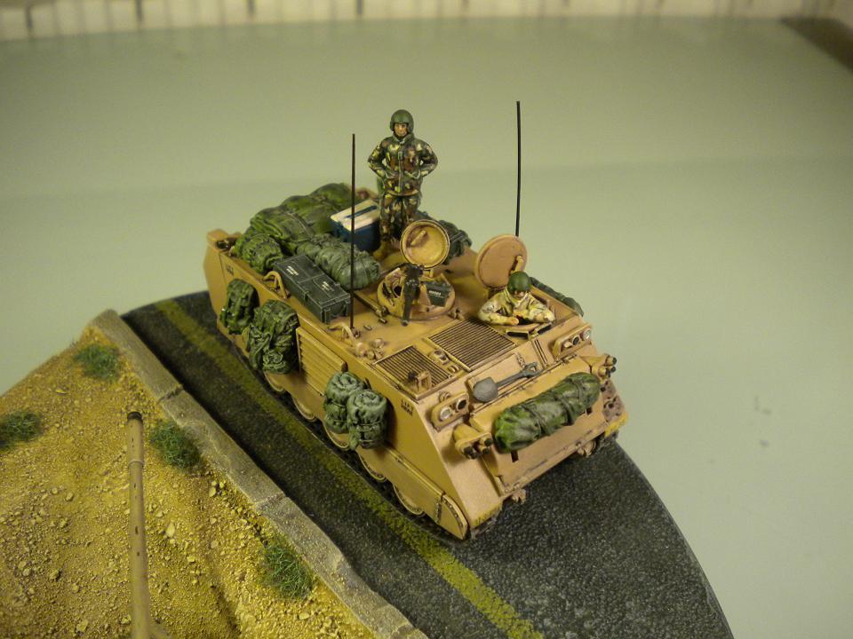 M113 A2 / Type 59 OIF 2003 - 1/72° 9894075