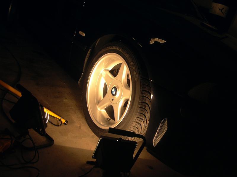 [BMW 530 d E39] Renaissance d'un Cosmos Schwarz Metallic 995365P1000551