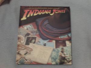 "Livre ""les extraordinaires aventures d'Indiana Jones"" Mini_316012PICT0021"