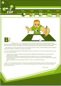 Quelques exemples de pages d'accueil en flash Mini_986090GreenFP