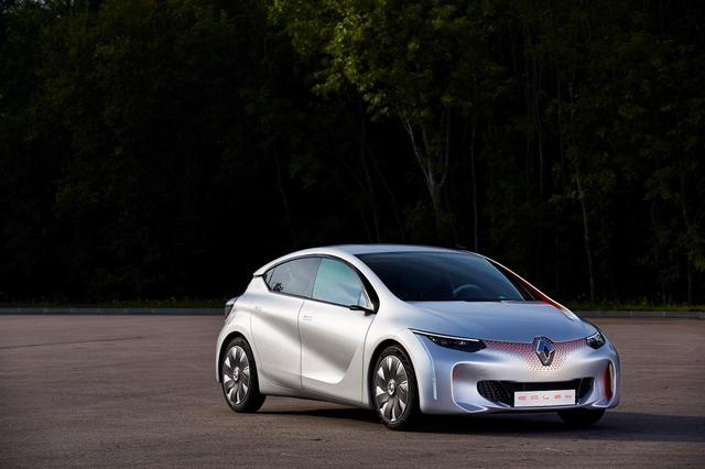 1l/100km : EOLAB, vitrine de l'innovation Renault pour l'environnement 112418EOLAB
