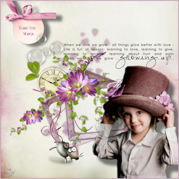 ENFANT AU CHAPEAU  / 2011 112835308