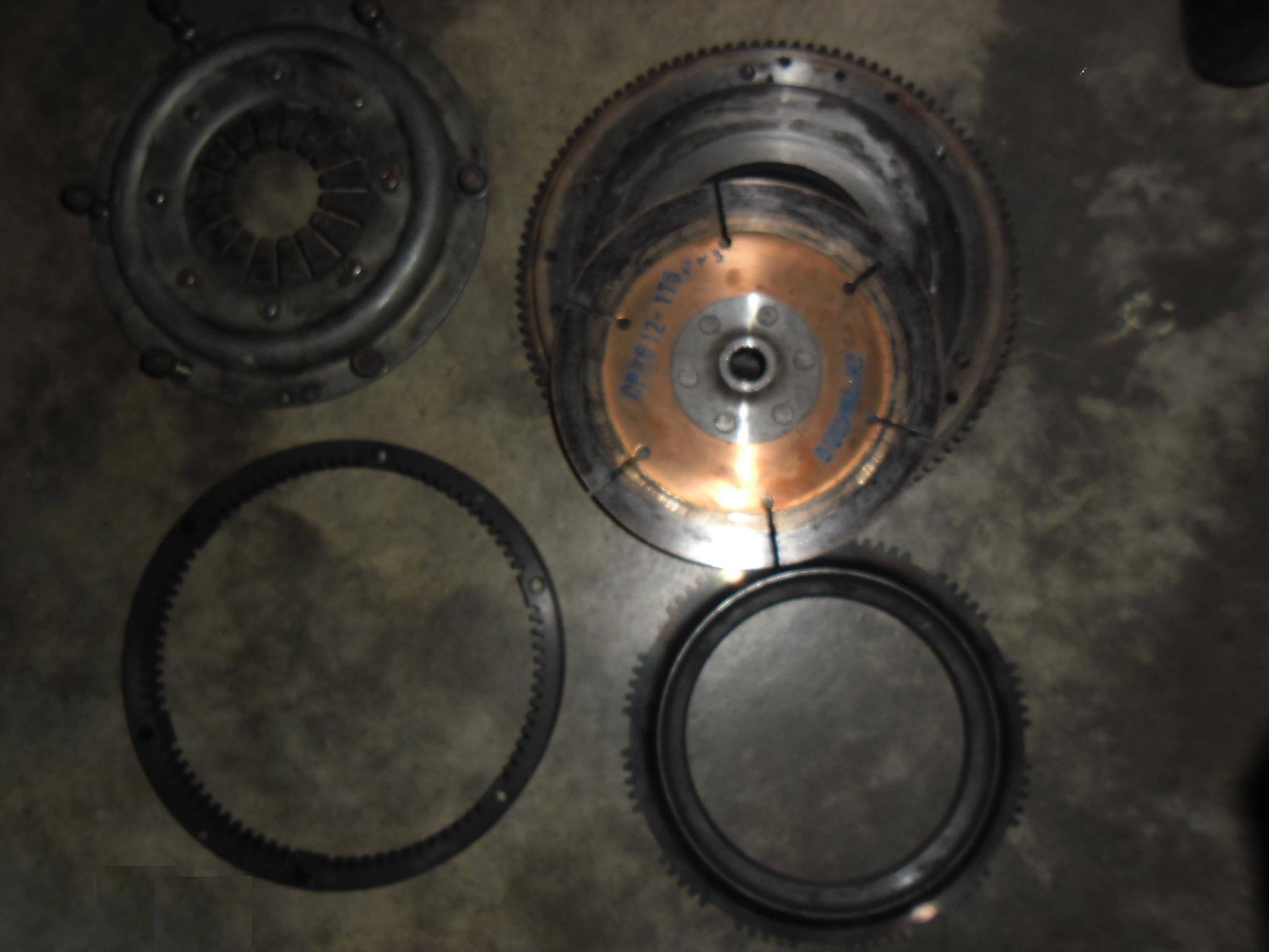 disque et mecanisme 112859SAM0036