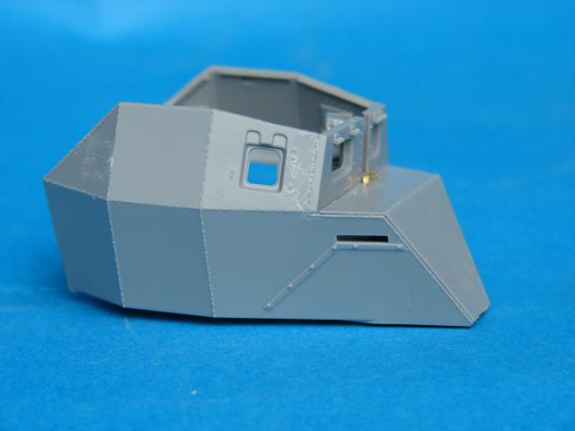 Leichter PZ.KPFW Dingo 1/35 Miniart  112946dingo_004