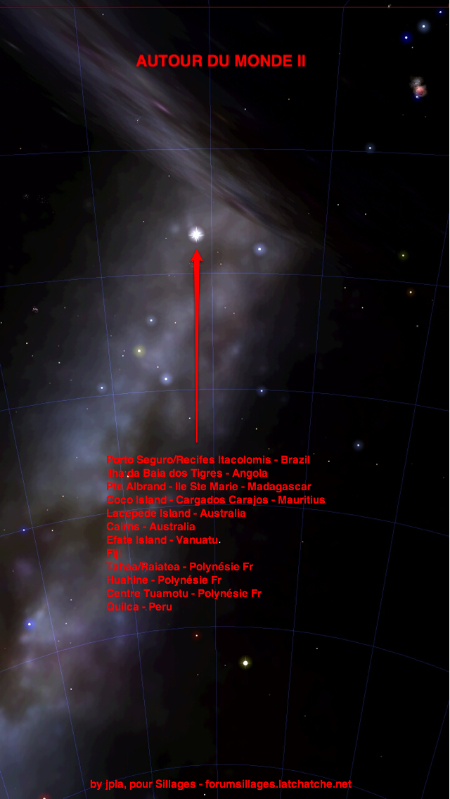 Vito Dumas, ou la nav astro de réchappe ! - Page 2 113196SiriusRoundWorld1
