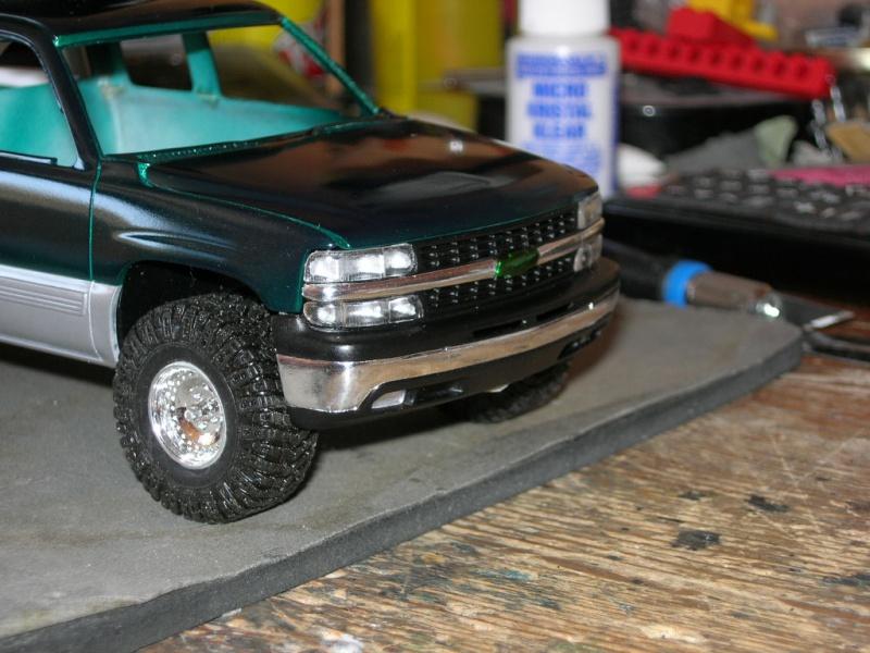 """Chevy Silverado'99 """"off road look"""" - Page 3 113261DSCN9958"""