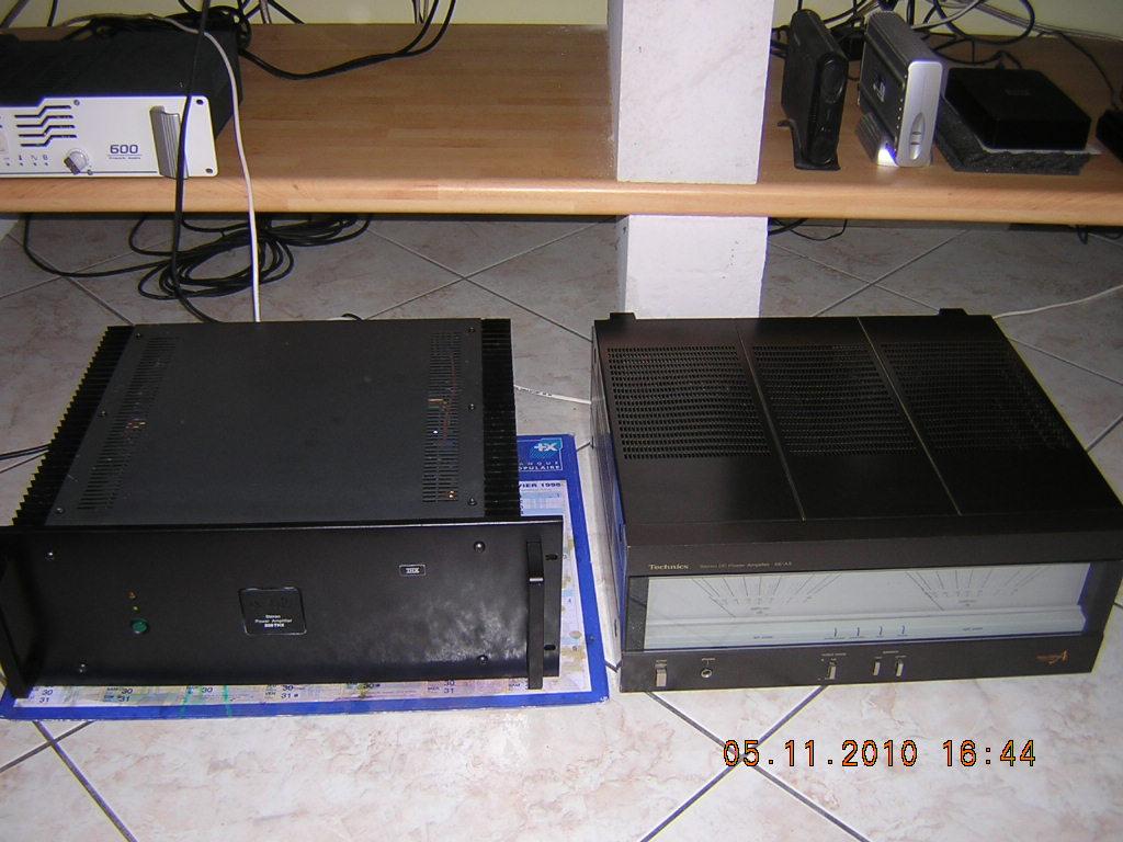 NAD C270 et 250 TI. 114531DSCN4731