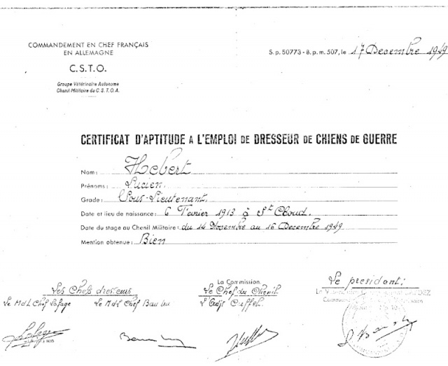 1948/1950 Algérie 2ème Bataillon du 1er R.C.P. 114966Diplme