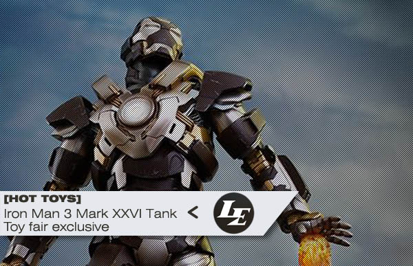 [Hot Toys] Toy Fair Exclusive - Iron Man 3 - Mark XXIV (Tank) 115231211