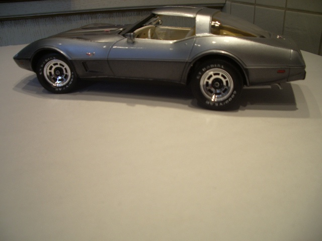 chevrolet corvette 25 th anniversary de 1978 au 1/16 - Page 2 115311IMGP8931