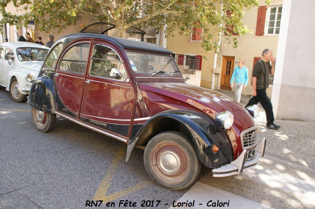 [26] 16-09-2017 / RN 7 en fête à Loriol-sur-Drôme - Page 4 116340DSC02045