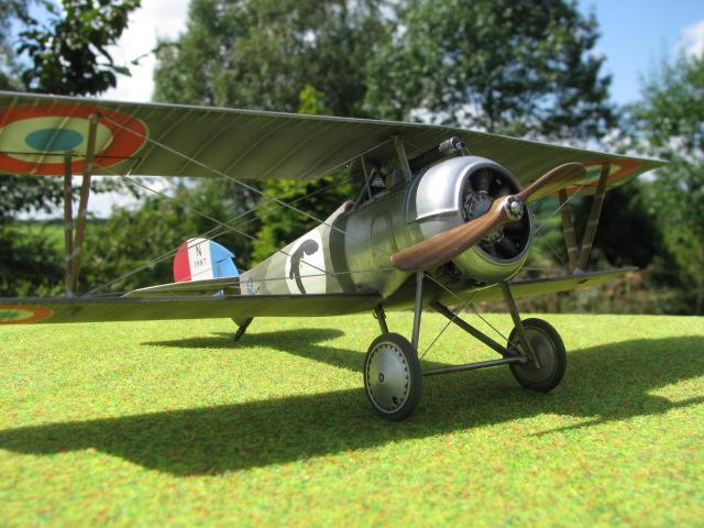 Nieuport 24 Roden 1/32 Modèle terminé. 116584IMG2558