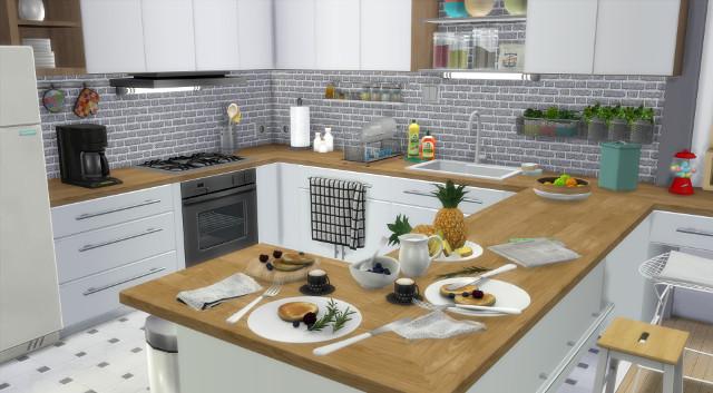 Appartement scandinave (let's build et téléchargement) 1167216en640