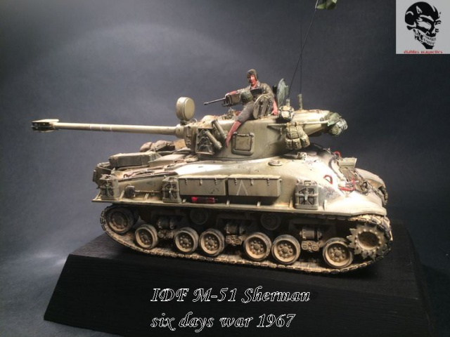 M-51 Super Sherman IDF - Academy 1/35 116845IMG4935