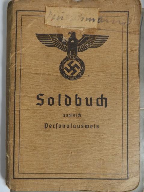 Demande infos sur Soldbuch 116919DSCF4824