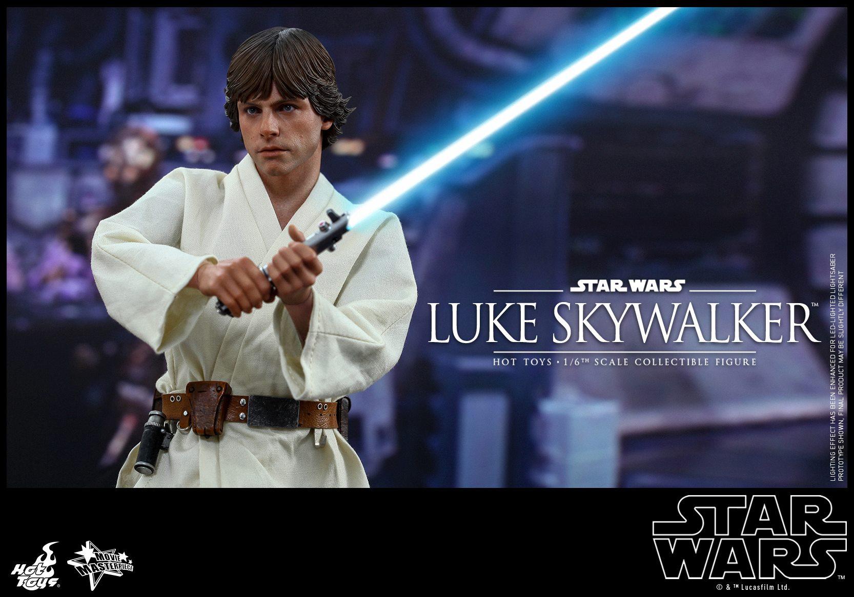 HOT TOYS - Star Wars: Episode IV A New Hope - Luke Skywalker 117118109