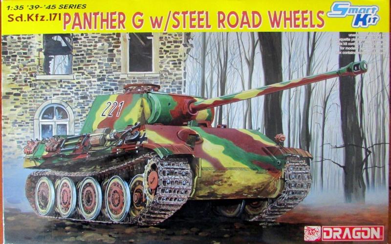 Panther G - Dragon 1/35° 117333Panther002