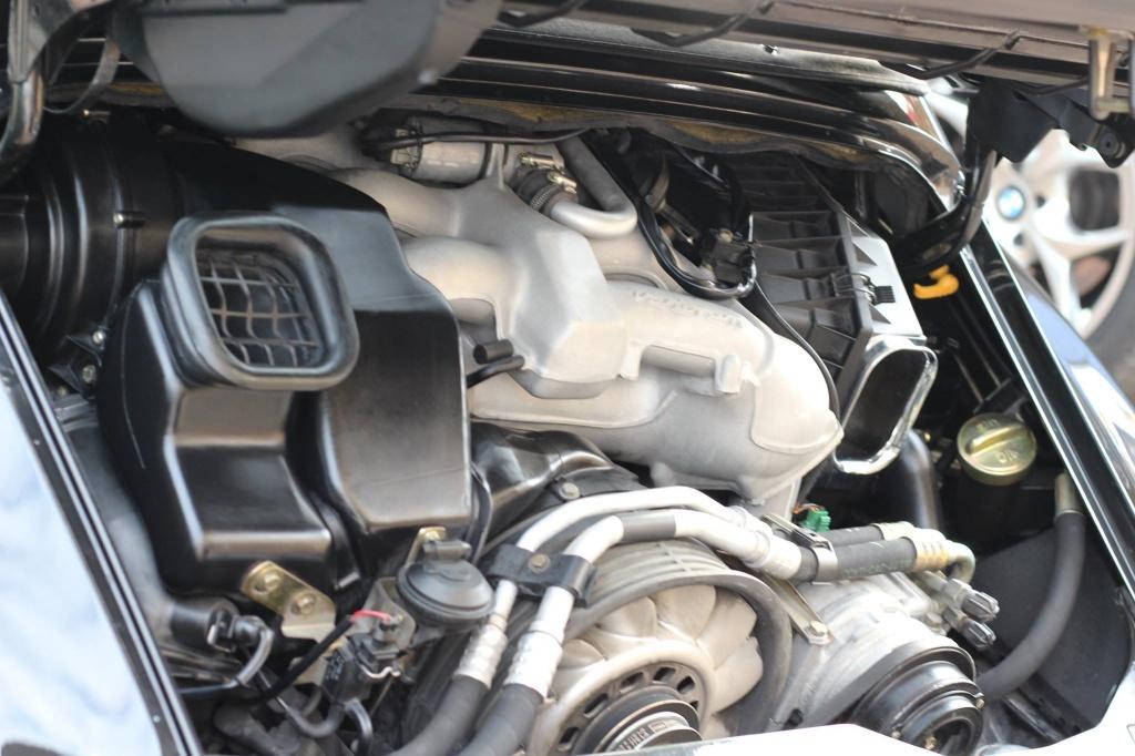 PORSCHE 993 Cabrio - Preparazione interna/esterna 11737303