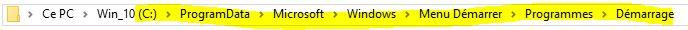 Ajouter un logiciel au menu démarrer 117717menudemarrer