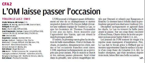 TOULON LE LAS // CFA2 GROUPE E  - Page 20 117946382