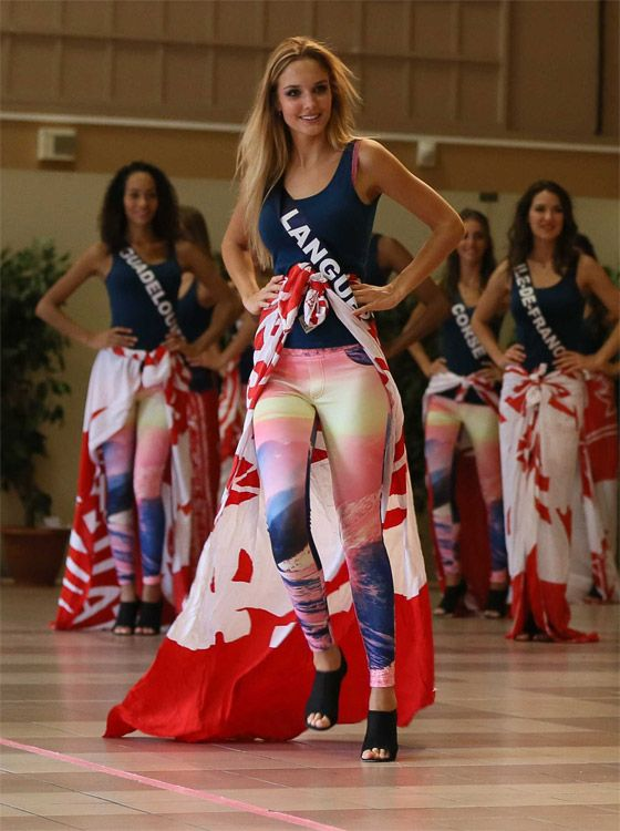 Miss France 2016  119310guadelangue