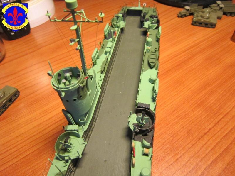 U.S. Navy Landing Ship Médium (Early) au 1/144 de Revell par Pascal 94 - Page 15 119442IMG44061
