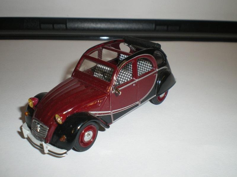 Citroën 2CV - Vitesse 1/43. 119619IMGP2409