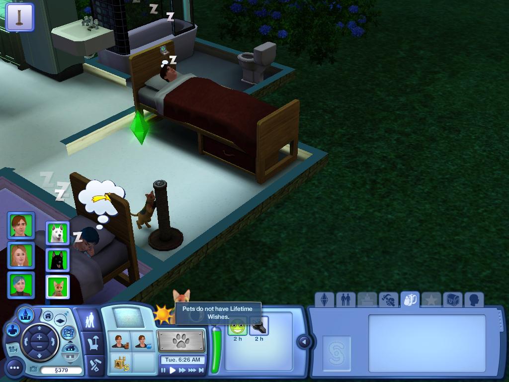 Les Sims ... Avec Kimy ! 119632CematinjaiempecherKedattderveillerStan