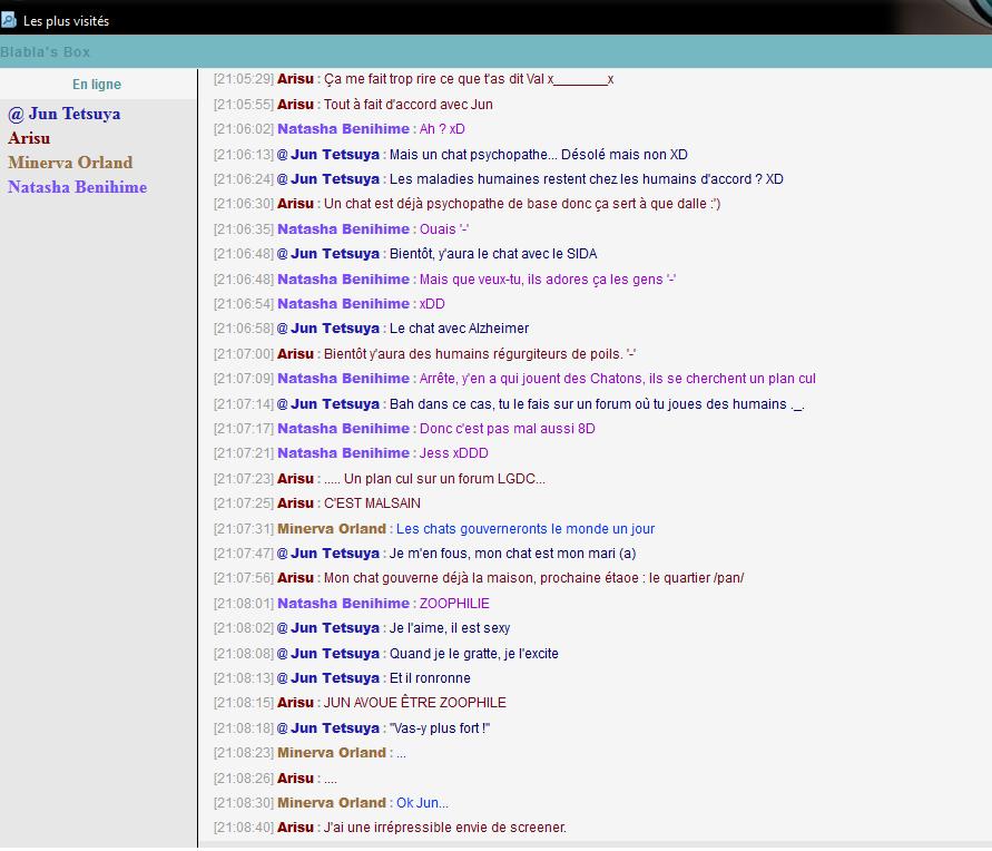 La chatbox dans tous ses états - Page 3 119960Sanstitre