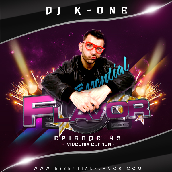 [PODCAST] ESSENTIAL FLAVOR by DJ ADDICT & MASTER-T (18) - Page 2 119979DjKOneEFspecialguest