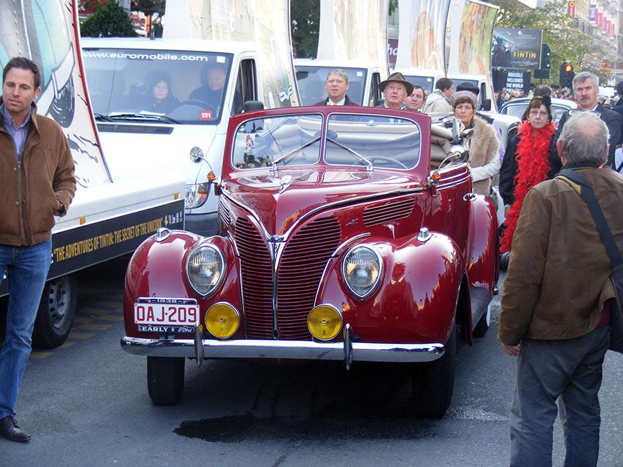 """Bruxelles côté BD  """"Tintin en automobile"""" - Page 2 120690DSCF6233"""