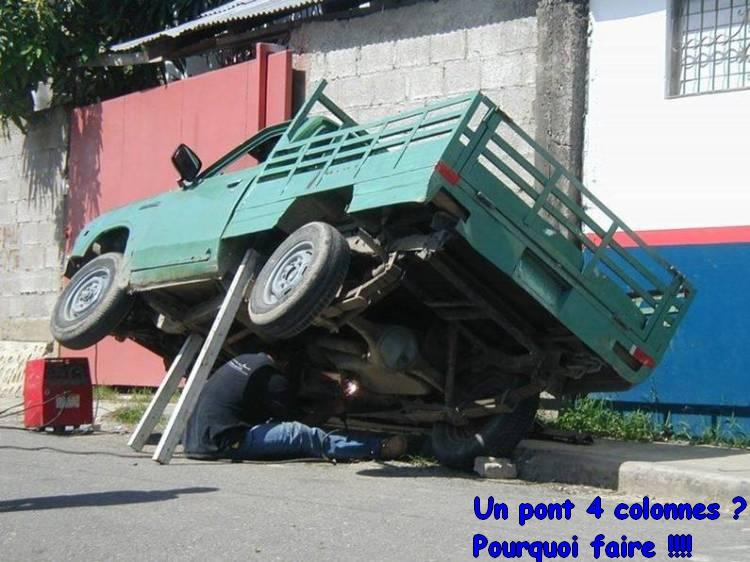 """Images drôles et insolites """"thème automobile"""" 120859mecanicienautosans4colonnes"""