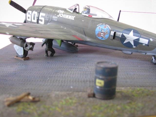 Restauration P-47D Monogram 1/48 .......Terminé!  - Page 2 121219IMG6041