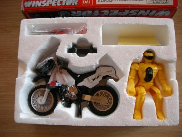 Metal Hero : Winspector - Page 2 121361SANY0015