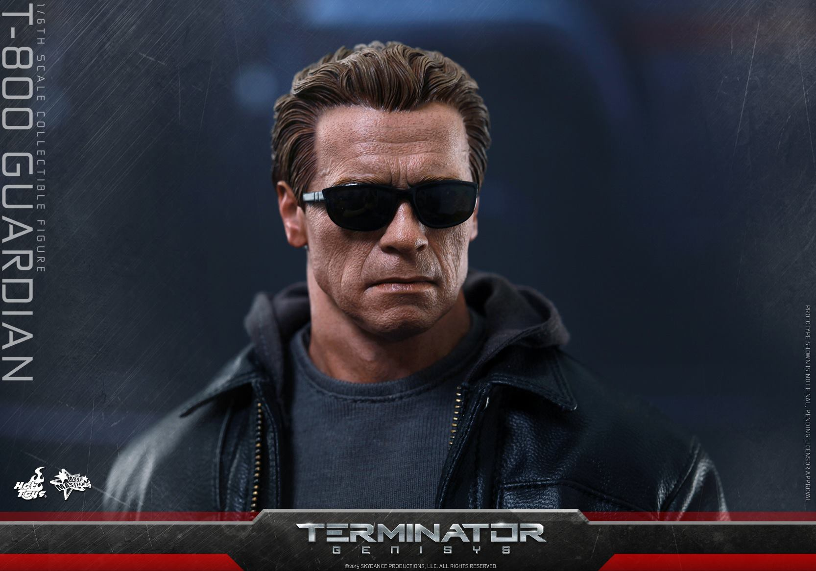 HOT TOYS - Terminator Genisys - T-800 Guardian 121675114