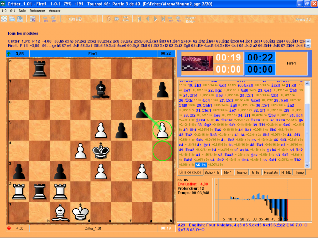 Arena Chess GUI 121685BeautifulArena