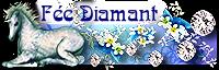 Fée diamant