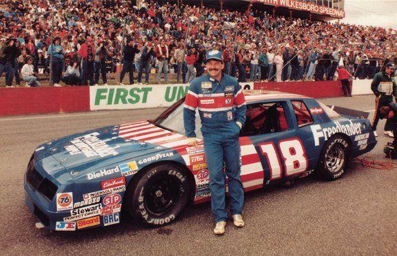 Chevy Monte-Carlo 1986 #18 freedlaander Tommy ELLIS 1223959f44dbdd6c4211d5bbb9b99df4e1107e